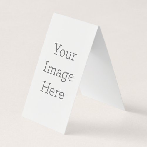 Create Your Own Folded Business Card