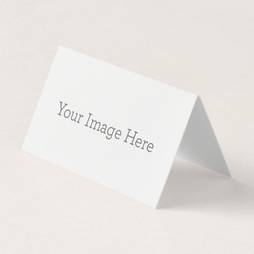 Create Your Own Folded Card