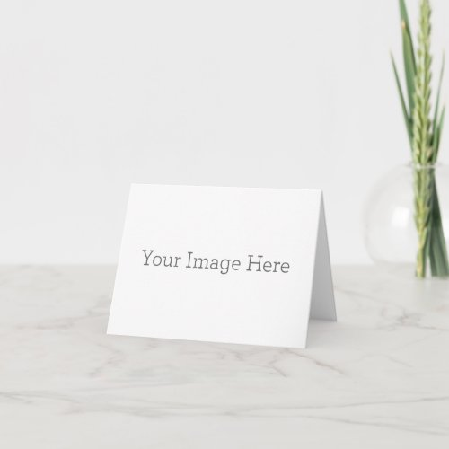 Create Your Own Folded Invitation