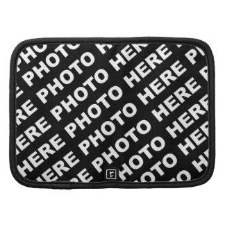 Create Your Own Folio Mini Horizotal Photo Organizers