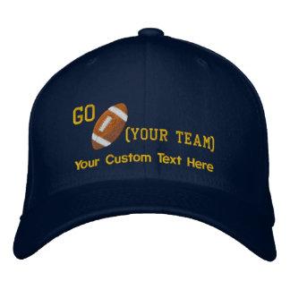 Create Your Own Football Cap