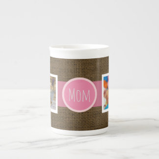 Create Your Own for Mom | Mother's Day 2 Photos Tea Cup