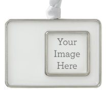 Create Your Own Framed Ornament