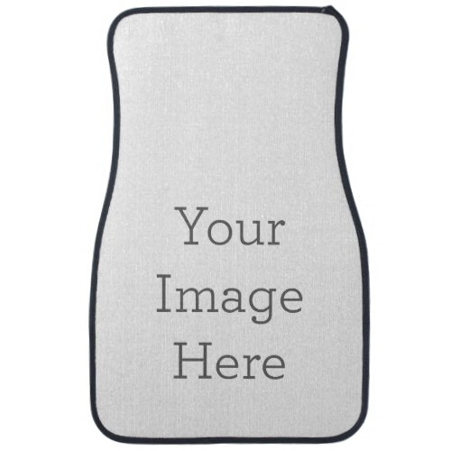 Create Your Own Front Car Mat