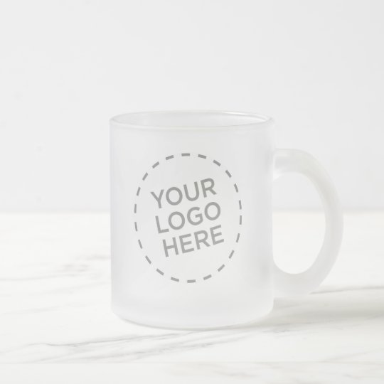 Create Your Own Frosted Glass Coffee Mug