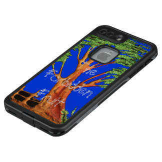 Create Your Own Funny Apple Forbidden Fruit Tree LifeProof FRĒ iPhone 7 Plus Case