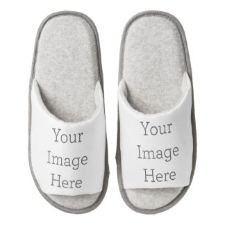Create Your Own Pair Of Open Toe Slippers