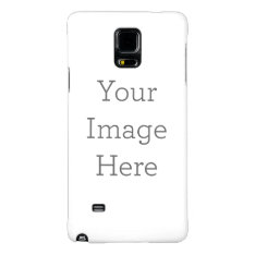 Create Your Own Galaxy Note Case at Zazzle