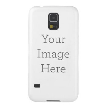 Create Your Own Galaxy S5 Cover by zazzle_templates at Zazzle