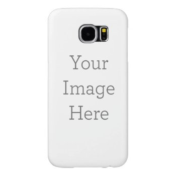 Create Your Own Galaxy S6 Case by zazzle_templates at Zazzle