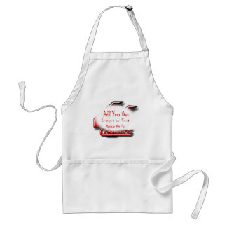 Create Your Own Gear Apron
