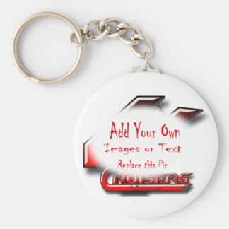 Create Your Own Gear Key Chains