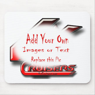 Create Your Own Gear Mouse Pad