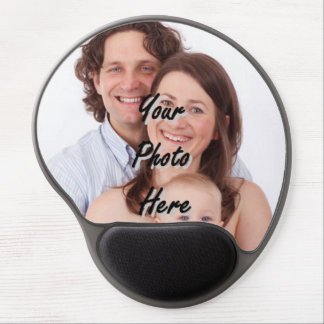 Create your own gel mouse pad