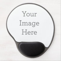 Create Your Own | Gel Mouse Pad