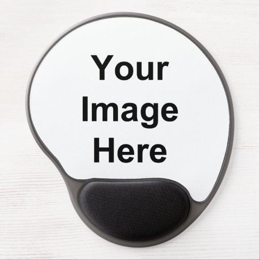 create your own gel mouse pads zazzle. Black Bedroom Furniture Sets. Home Design Ideas
