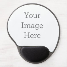 Create Your Own | Gel Mousepad at Zazzle
