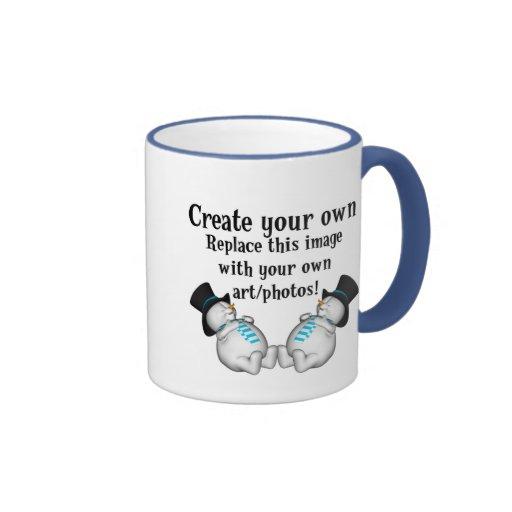 Create Your Own Gift Customize Blank Coffee Mugs Zazzle