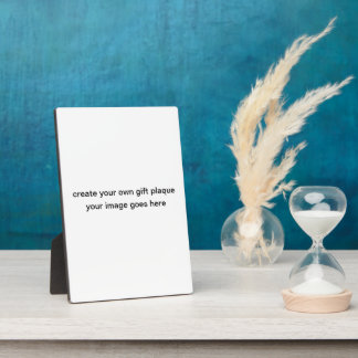 Create Your Own Gift Plaque