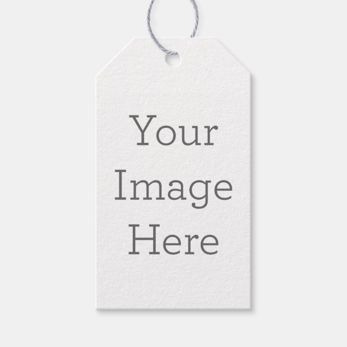Create your own gift tags zazzle for Create your own building