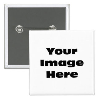 Create Your Own Gift Template 2 Inch Square Button