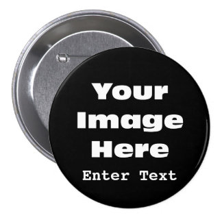 Create Your Own Gift Template 3 Inch Round Button