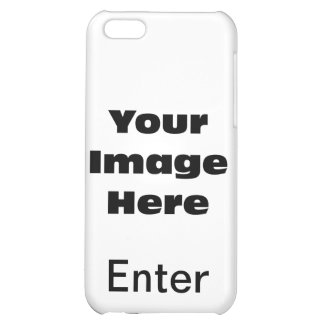 Create Your Own Gift Template Cover For iPhone 5C