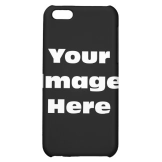 Create Your Own Gift Template iPhone 5C Cases