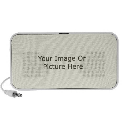 Create Your Own Gift Template iPhone Speakers
