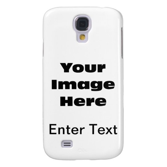 Create Your Own Gift Template Samsung S4 Case