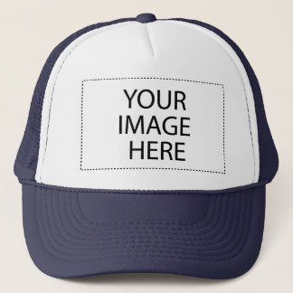 ♪♫♪ Create Your Own Gifts ~ Customize Blank Trucker Hat