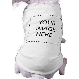 Create your own gifts from scratch pet t-shirt