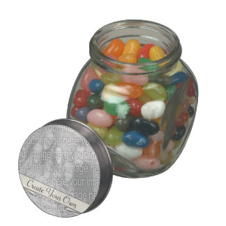 Create Your Own Glass Candy Jar