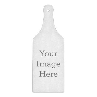 "Create Your Own Glass Cutting Board 4.75"" x 12.7"""