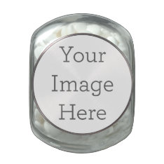 Create Your Own Glass Jar at Zazzle