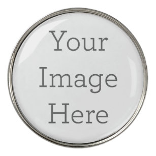Template Golf Ball Markers Zazzle
