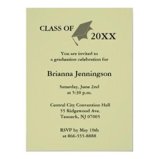 Create Your Own Graduation Invitation 4