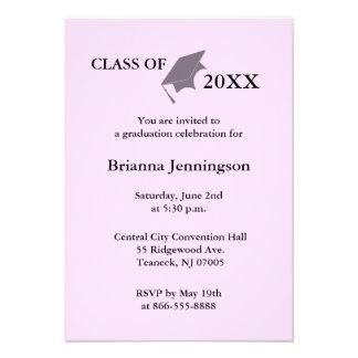 Create Your Own Graduation Invitation 7