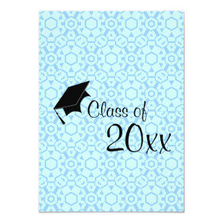 Create Your Own Graduation Retro Invitation RB248