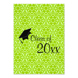 Create Your Own Graduation Retro Invitation RG248