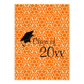 Create Your Own Graduation Retro Invitation RO248