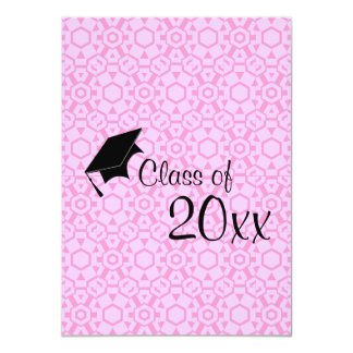 Create Your Own Graduation Retro Invitation RP248