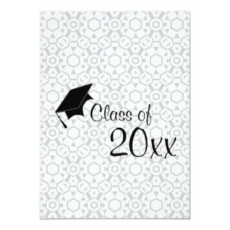 Create Your Own Graduation Retro Invitation RSG248