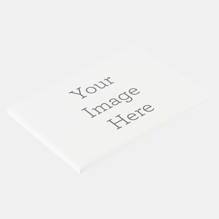 Create Your Own Guest Book Zazzle