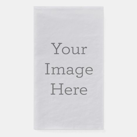Create Your Own Guest Towel Paper Napkin