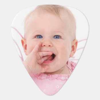 Create Your Own Guitar Pick by ironydesign at Zazzle