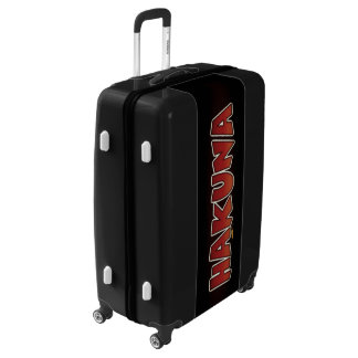 Create Your Own Hakuna Matata  pretty cute Luggage