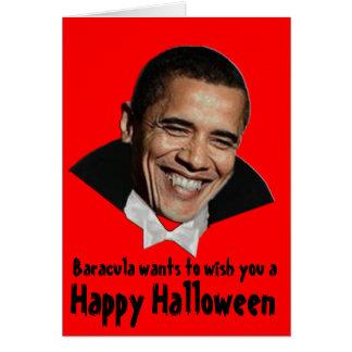 Create Your Own Halloween Card: Baracula