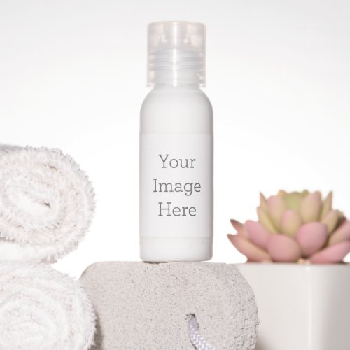 Create Your Own Hand Lotion Travel Bottle Set