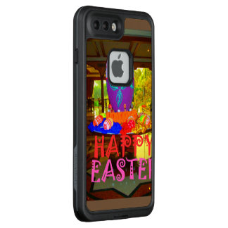 Create Your Own Happy Easter LifeProof FRĒ iPhone 7 Plus Case